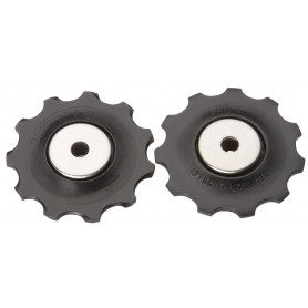 Shimano Tension pulley and jockey pulley set, 9-/10-speed for RD-6xxx / M7xx / M8xx / C910