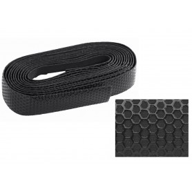 Barbieri Handlebar tape PNK with Silicon comb black