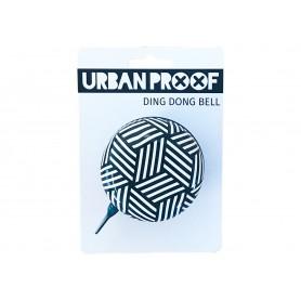 URBAN PROOF Bike bell steel Dingdong Bell Geo Ø 65mm 22.2mm