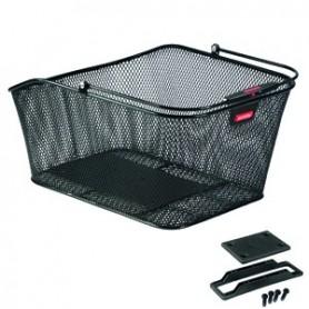 RIXEN & KAUL KLICKfix Wire basket City basket 2 GTA ca. 40x30x20cm with handle max. 10kg