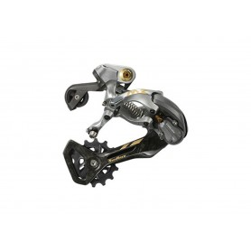 SunRace Rear derailleur RDMZ80, 10/11/12-speed medium cage
