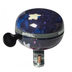 Basil Ding-Dong Glocke Stardust nightshade Ø 60mm SB-Karte