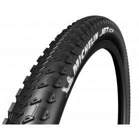 Michelin 54-622 Jet XCR Competition foldable black TL-Ready