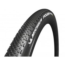 Michelin bicycle tyre Power Gravel TL-Ready foldable 33-622 black