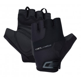 Chiba Gloves Gel Comfort short size M 8 black