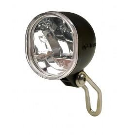 Herrmans LED Front light H-Diver black