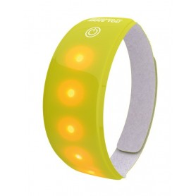 Wowow Light-band 5 LED´s yellow 3M, with Velcro®