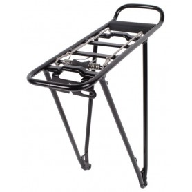 System pannier rack Atranvelo Tour 365 black 28 inch Alu, incl. AVS System