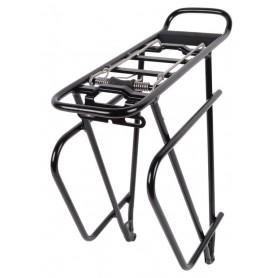 System pannier rack Atranvelo Tour 365BS black 28 inch Alu, incl. AVS System