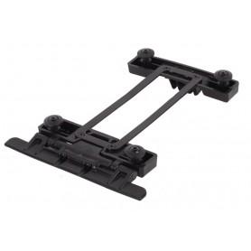 System Adapter Atranvelo schwarz, Kunststoff