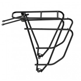 Tubus Pannier rack Logo evo black 26-28 inch