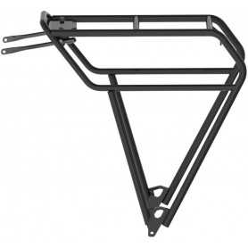 Tubus Pannier rack FAT black 26-28 inch