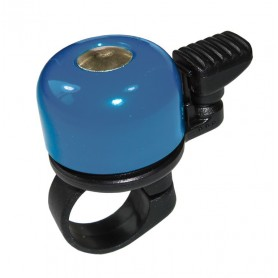 Mini bell Billy Alu 22.2mm blue