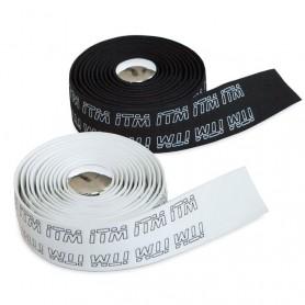 ITM Handlebar tape EVA 3D Logo white