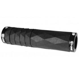 T-One Griffe Diamond 94mm 134 mm 2x Schraubensicherung schwarz