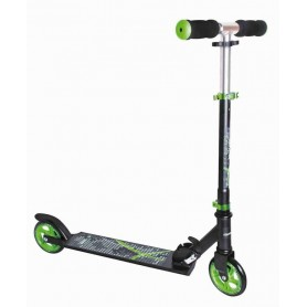 Muuwmi Scooter ST Aluminium 5 inch 346 125mm black green