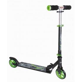 Muuwmi Scooter ST Aluminium 5 Zoll 346 125mm schwarz grün