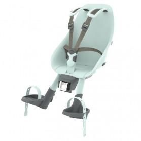 Urban Iki Child's seat front head tube mount aotake mint blue aotake