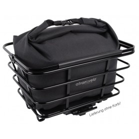Bike bag Atranvelo Travel for Epic 36x24x25cm, black