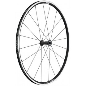 DT Swiss PR1400 Front wheel 622-18 20L Dicut 21 Alu graphite 100/5mm
