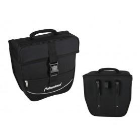 Haberland Single bag Einsteiger 30x32x13cm, 12,5 ltr black