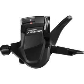 Shimano Shift lever Acera SLM3010 2-speed left 1800mm Rapidfire