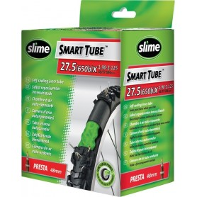 """Schlauch Slime Smart Tube 27.5x1.90-2.125"""" 48/57-699 SV 48mm"""