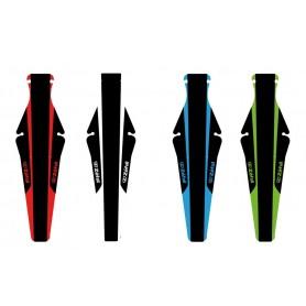 Zéfal rear wheel splash guard Shield Lite M green black