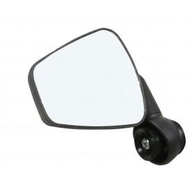 Zéfal Dooback 2 Bike mirror for Handlebar inner clamping left black
