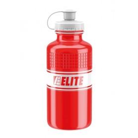 Trinkflasche Elite Eroica Vintage 500ml, Vintage Elite Rot