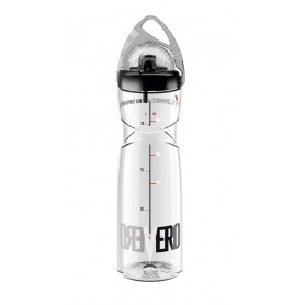 Elite Drinking bottle Vero GT Tritan, 700ml, klar