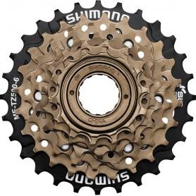 Shimano Freilauf-Schraubzahnkranz MFTZ500 6-fach 14-28 Zähne
