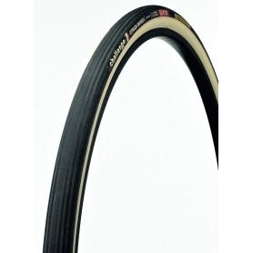 Challenge Schlauchreifen Strada Bianca Gravel Seta Ultra S 28 Zoll 30-622 schwarz/braun Tubular