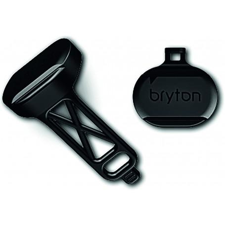 Bryton Geschwindigkeitssensor schwarz