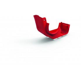 Centurion motor cover Bosch Performance Line CX red