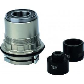 Sunringle Ersatzteile SUNringle SRC/SRX Rotor für XD Alu inkl. Endkappen