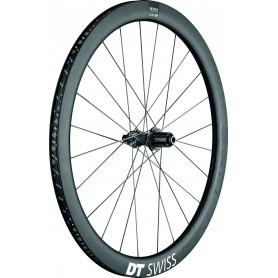 DT Swiss Laufrad ERC 1400 Spline Disc 47mm, 622x19mm, 12/142mm TA, schwarz