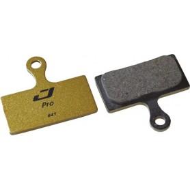 JAGWIRE Bremsbeläge Disc Pro Semi-Metallic für SHIMANO