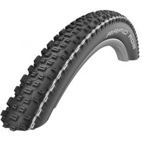Schwalbe Reifen Rapid Rob HS425 Kguard 26 Zoll 57-559 Draht weiße Streifen