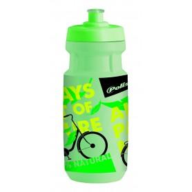 "Point Trinkflasche 500 ml ""biodegradable"" grün"