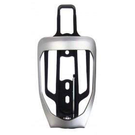 Point Universal-Trinkflaschenhalter, silber-matt/schwarz, OEM