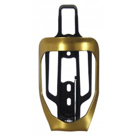 Universal Bottle holder gold black