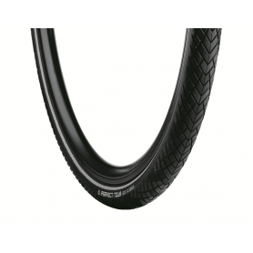 Vredestein PERFECT TOUR bicycle tyre 28 inch 37-622 wired reflective strips black