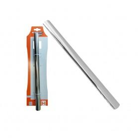 Ergotec Sattelstütze Stahl Ø 22.0 300 mm verchromt