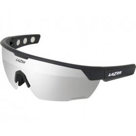 Lazer Sportbrille M3 matte black Glas smoke silver mit Ersatzgläsern