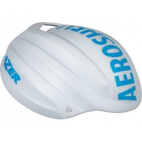 Lazer Aeroshell for Bike helmet Cosmo Matte White Blue size S
