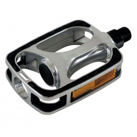 Longus Pedal SP-811 Trekking with reflectors silver