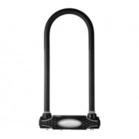 Master Lock U-lock 8195 black with holder 13 x 280 x 110 mm
