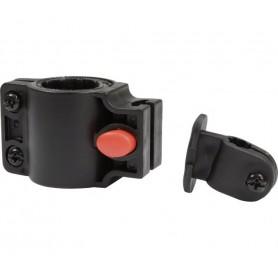 Master Lock Universalhalter für Kabelschlösser 6-10 mm schwarz