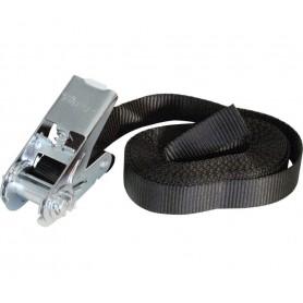 Master Lock Spanngurt 3108 mit Ratsche 5,00 m Schwarz